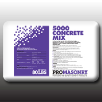 5000 Concrete Mix